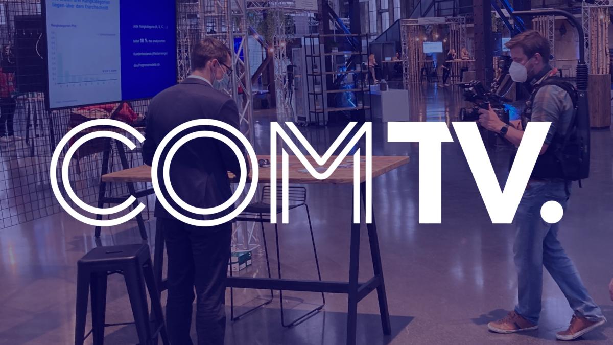 Logo von COM-TV
